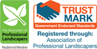 Logos: APL and Trustmark