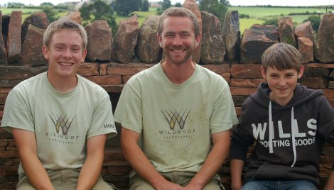 Cumbrian landscaper invests in training
