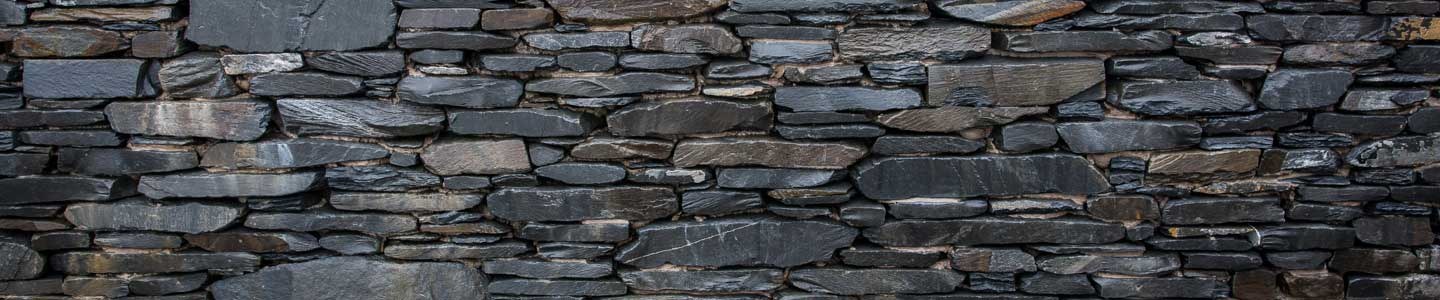 Photo: stone faced wall by Wildroof Landscapes Penrith Cumbria